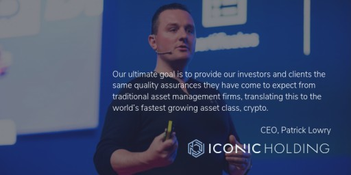 Iconiq Lab Rebrands to Iconic Holding