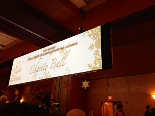 Local Based Printing Corporation Co-sponsored Annual Charity Ball