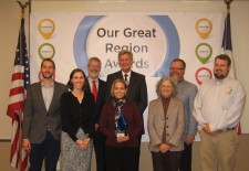 Our Great Region Diligence Award
