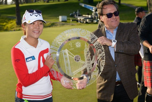 Stephen Silver to Present Trophy and Awards for 2016 LPGA Classic
