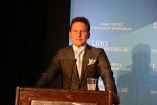 Alexander Radosevic Speaks at FOIS 2018