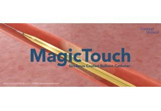 MagicTouch - Sirolimus Coated Balloon