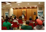 Scientology Churches provide free drug education specialist training to parents, mentors and community leaders.