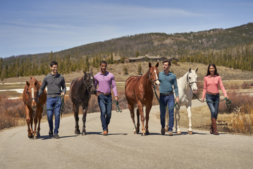 U.S. Polo Assn. Launches Fall 2021 Collection from the Colorado Rockies