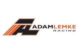Adam Lemke Racing Logo