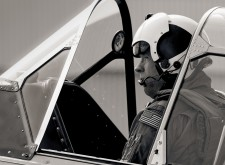 Jeff Geer - Pilot of the North American Aviation T-6G Texan