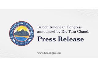 Baloch American Congress
