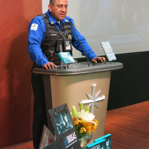 Church of Scientology Mexico Teams Up With Experts and Social Leaders to Say No to Drugs