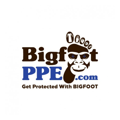 BigfootPPE.com Secures Exclusive Distribution Contract With Large Hospital Gown Manufacturer From Turkey to Supply US First Responders