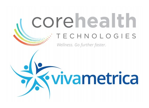 CoreHealth Technologies Provides Employers With Health Assessment Score Using Wearables Through Vivametrica Partnership