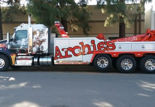 Archie's Towing
