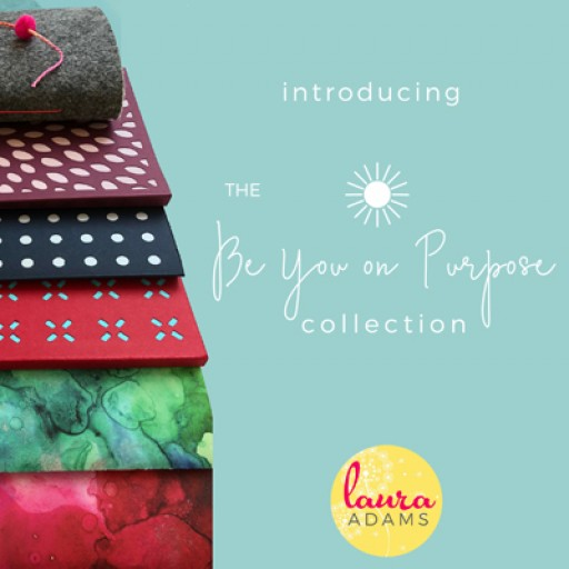 Laura Adams Releases the Be You on Purpose Collection