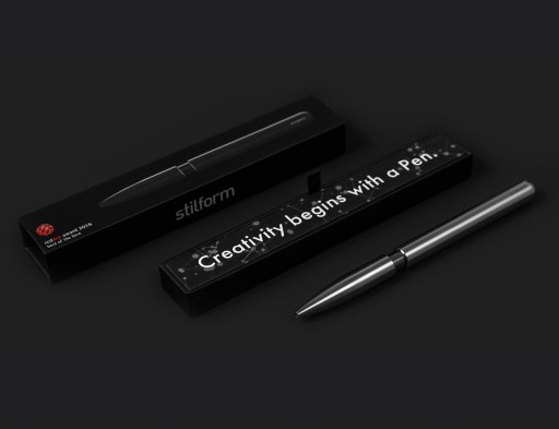 The World's Best Pen - Now Even Better.