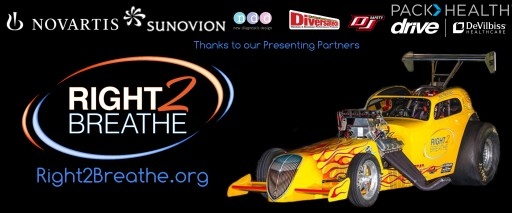 Right2Breathe™ Project to Offer Free COPD Screenings During NHRA Event at Auto Club Famoso Raceway