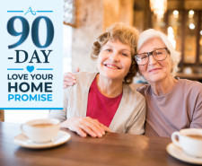 Avamere Launches 90-Day Love Your Home Promise