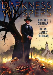 Darkness Whispers Cover