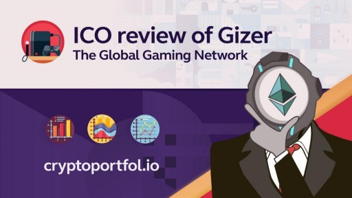 ICO Review of Gizer ($GZR) eSports Ethereum platform