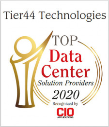 Tier44 - A Top10 Data Center Solution Provider 2020
