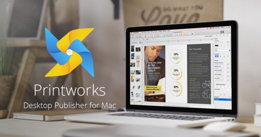 Printworks 2, an Enhanced All-Purpose Publishing App for Mac, Is Out!