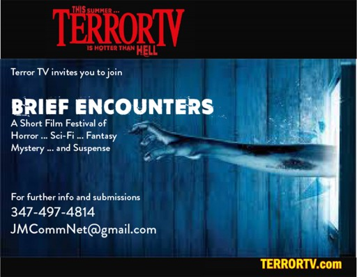 Terror TV Announces Short Film Festival