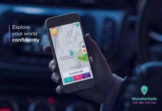 WanderSafe Smartphone App