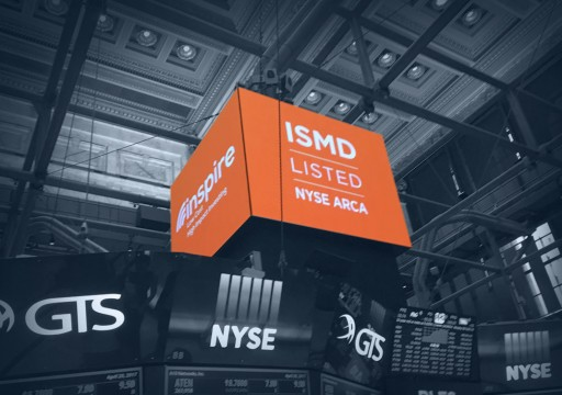 Inspire Small/Mid Cap Impact ETF - NYSE: ISMD - Ranked Among 'Top ETF Performers' in Socially Responsible Category on ETF.com