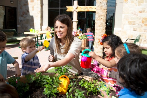 Children's Learning Adventure Students Are Creating Healthy Habits That Last a Lifetime