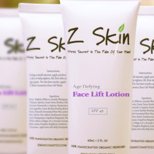 "Huffington Post Names Handmade Organic Skincare by Z Skin ""The #1 Beauty Brand of 2016"""