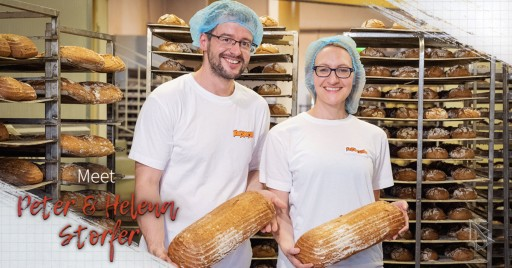 Meet a Scientologist Breaks Bread With Bakers Peter and Helena Storfer