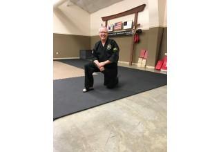 Martial Arts Master Mike Scott