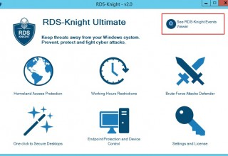 RDS-Knight Add-on Events' Viewer