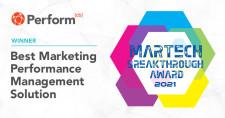 Perform[cb] Best Marketing Performance Management Solution