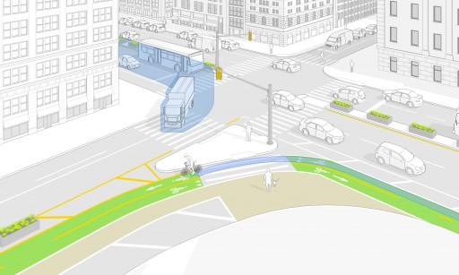 Bicycle Swept Path Analysis Included in New Release of Transoft Solutions' AutoTURN PRO