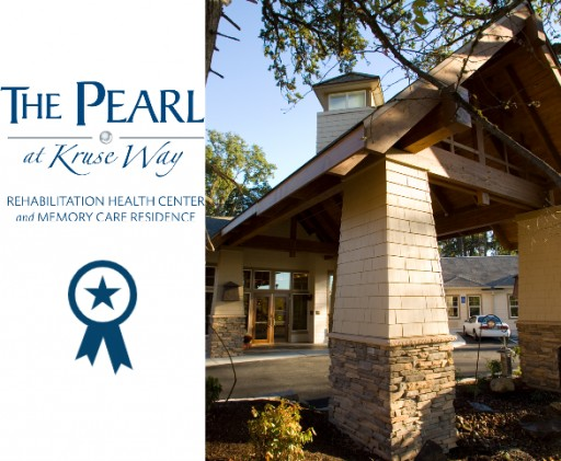 The Pearl at Kruse Way Recognized for Quality Care