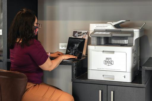 PrintWithMe Deployed Portfolio-Wide by JMG Realty, Inc.
