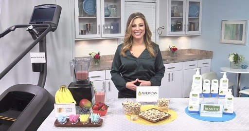 New Year, New You Challenge With Celebrity Lifestyle Expert Valerie Greenberg on Tips on TV Blog