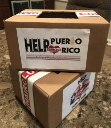 Donation Kits for victims of Hurricane Maria in Puerto Rico