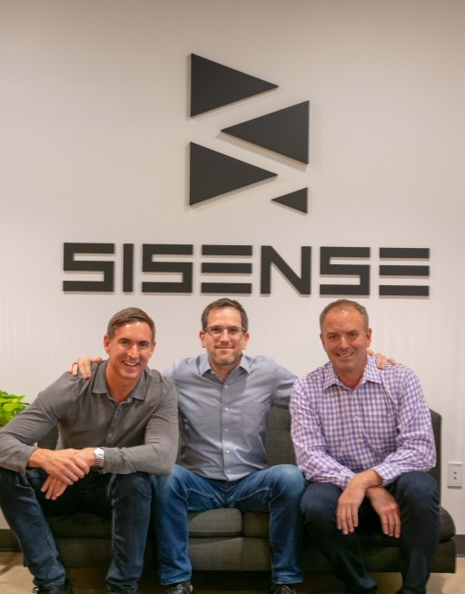 Sisense Expands C-Suite With the Addition of Two Public Company Veterans - Chief Revenue Officer and Chief Financial Officer