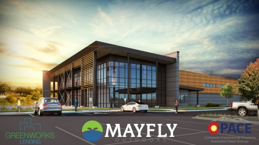 Greenworks Lending Partners With Mayfly Outdoors on Clean Energy Building