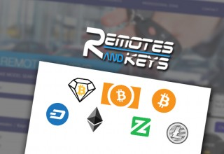 Remotes And Keys Supported Cryptocurrencies