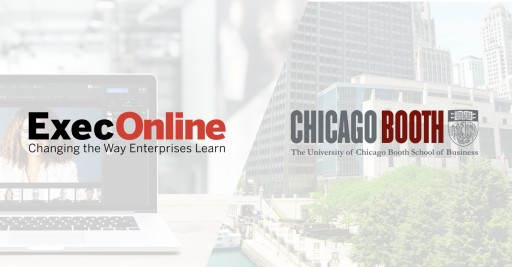 ExecOnline Partners With Chicago Booth to Launch Online Program Focused on Business Analytics