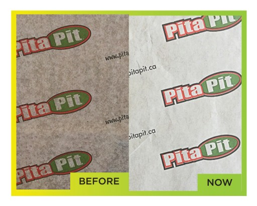Pita Pit Canada Takes the Lead in Disruptive Packaging Technology