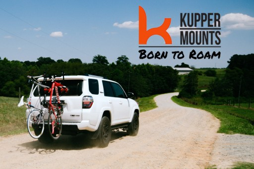 Kupper Mount Bike Racks Are Revolutionizing the Way People Transport Bikes