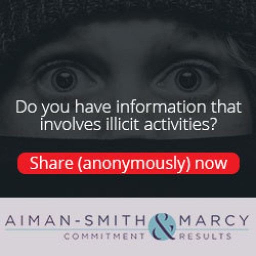 Aiman-Smith & Marcy Makes Whistleblowing Safe, Anonymous, and Simple
