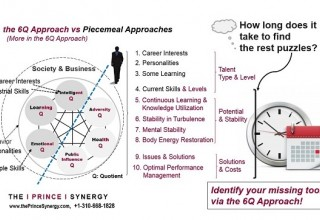 Compare Talent Management the 6Q Approach vs Partial Approaches