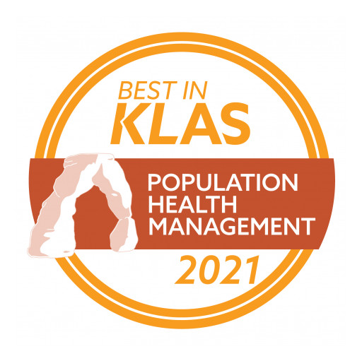 Innovaccer Receives 2021 Best in KLAS Award for Population Health Management