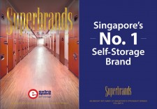 Singapore No.1 Self-Storage Brand