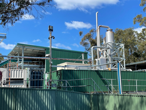 Global Technology Pioneers Licella Announce Commissioning of World's Largest Operating Hydrothermal Liquefaction Facility
