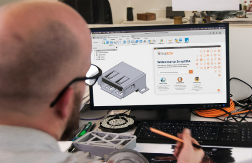 New Autodesk Fusion 360 App From SnapEDA Makes PCB Part Libraries a Snap