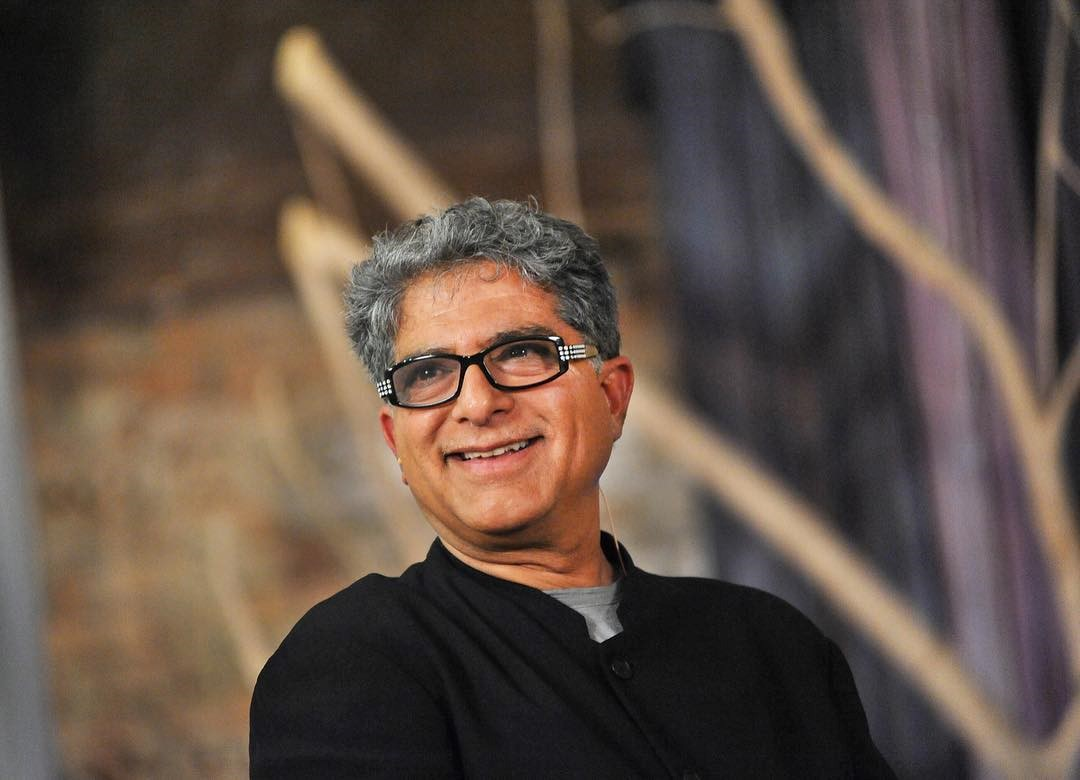 Appointment of Dr. Deepak Chopra as Distinguished Professor of ...